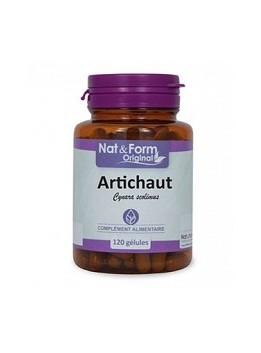 Artichaut bio - Nat & Form - Digestion difficile
