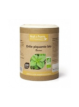 Ortie Piquante Feuille Bio Eco Responsable - Nat & Form